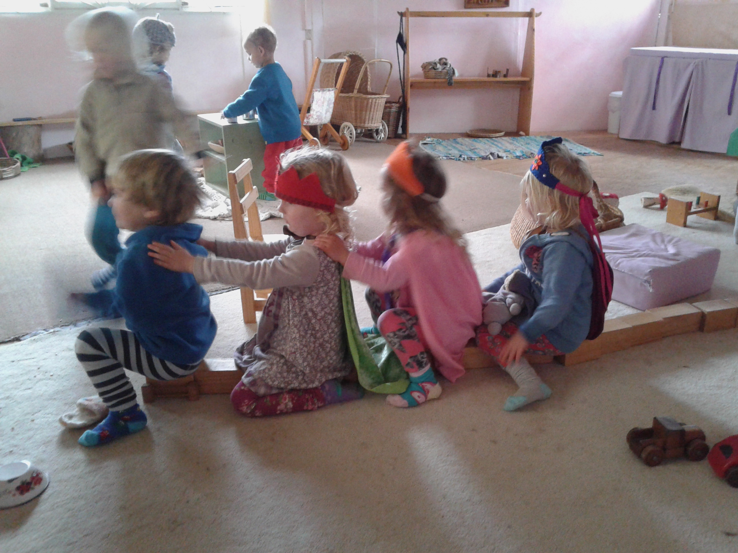 Kinder Garden: Toddler, Playgroup & Kindergarten