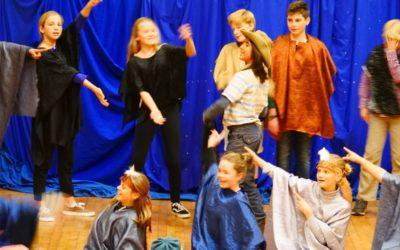 class 7 dance
