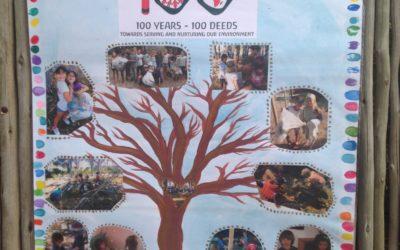 IWS 100 POSTER