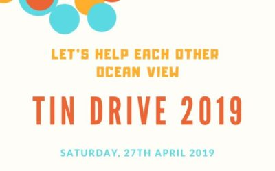 """For more info call Sarah Geline on 078507 7607 Imhoff Waldorf School is participating in a tin drive through """"Let's Help Each Other,"""" a community support and advocacy group in Ocean View. The collection box is in Teacher Laura's Kindergarten classroom, we are accepting donations through April 27th."""